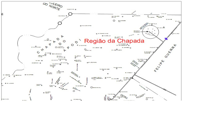 AREA DE REFERENCIA DO CRAS