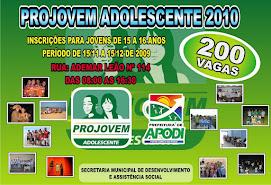 Projovem Adolescentes 2011