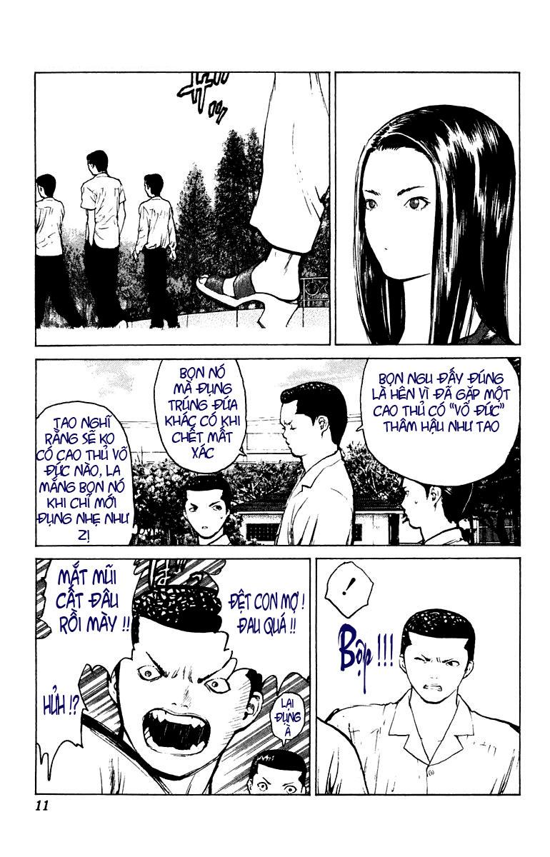 Angel Densetsu chap 54 - Trang 5