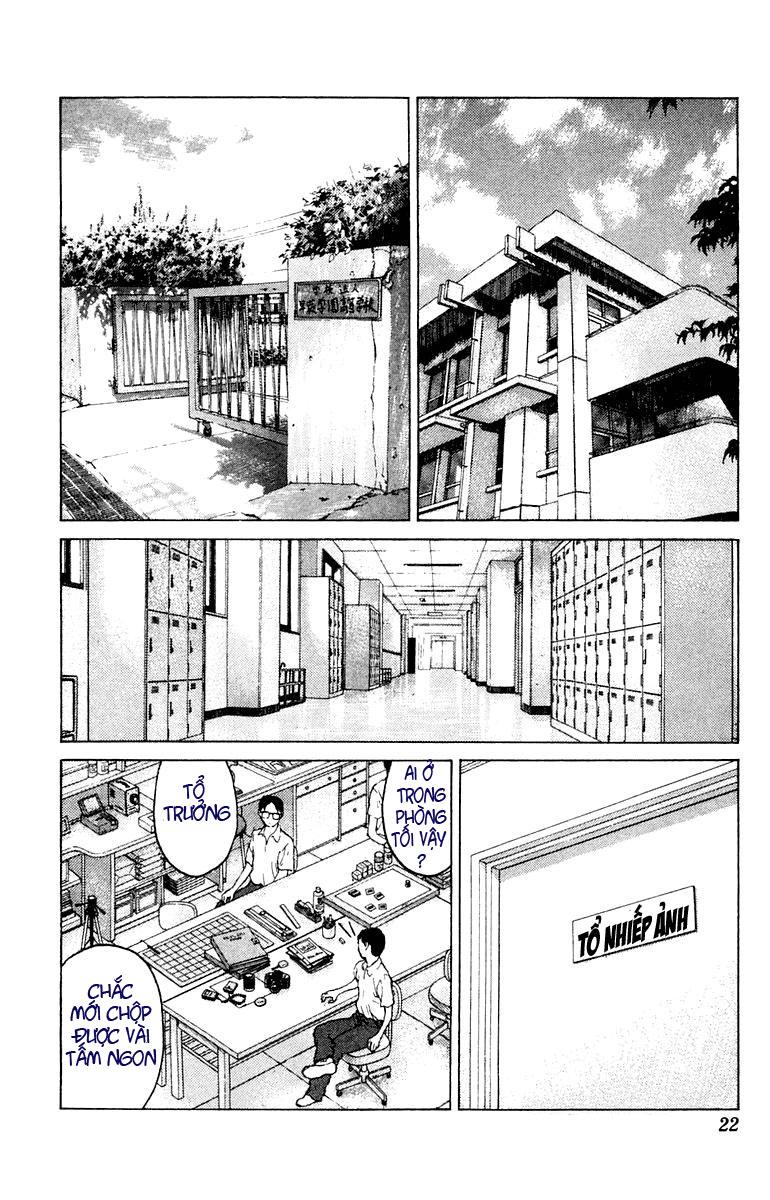 Angel Densetsu chap 54 - Trang 16