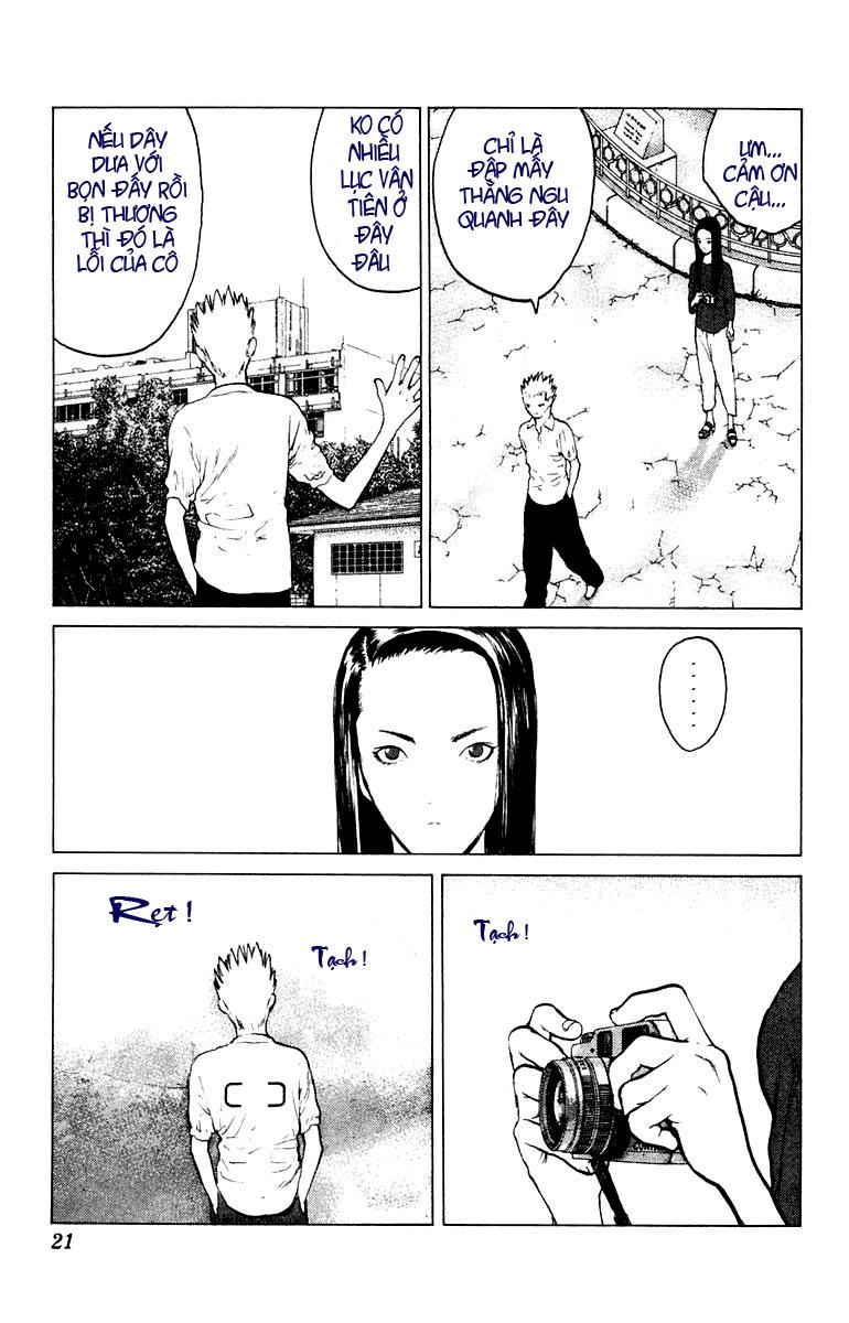 Angel Densetsu chap 54 - Trang 15