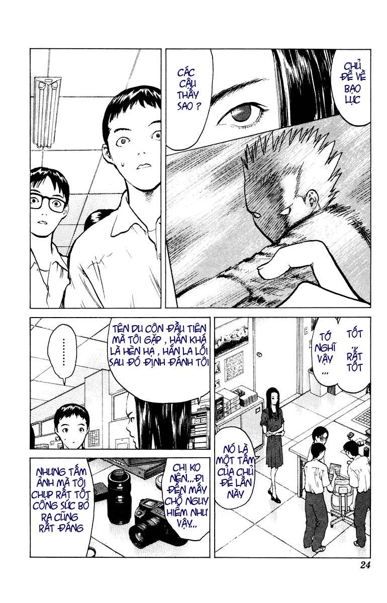 Angel Densetsu chap 54 - Trang 18