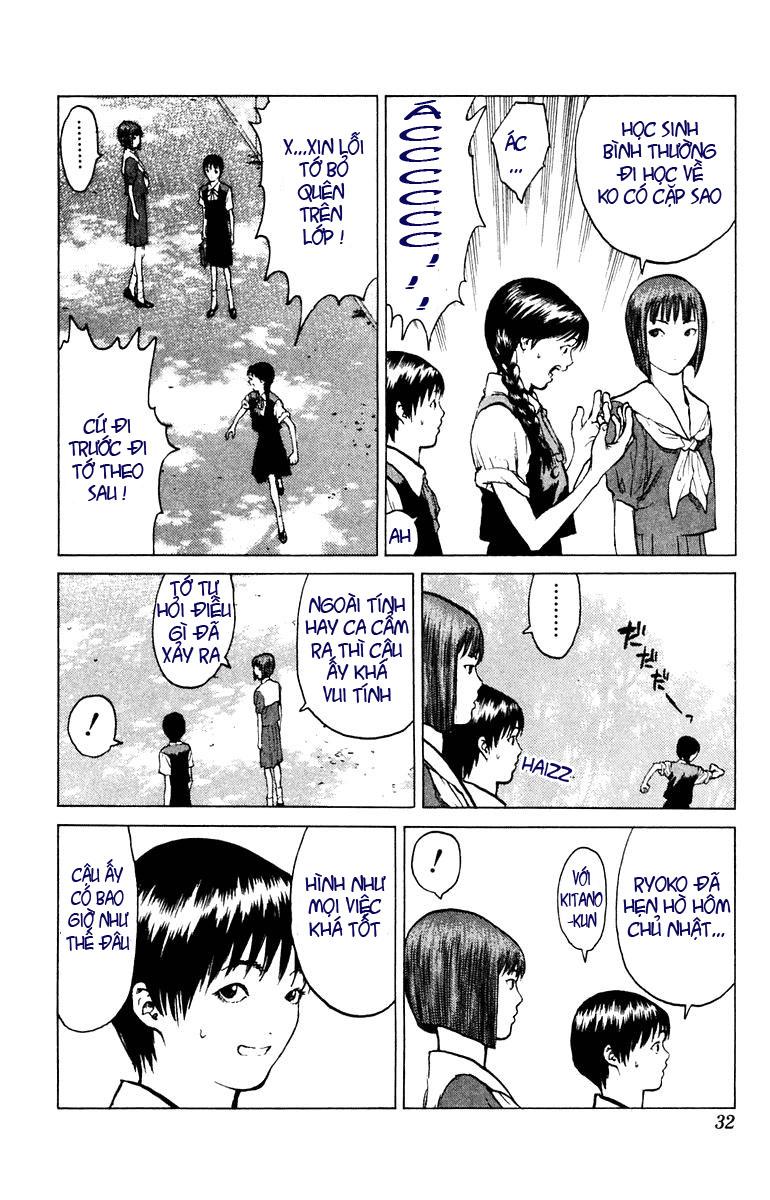 Angel Densetsu chap 54 - Trang 26
