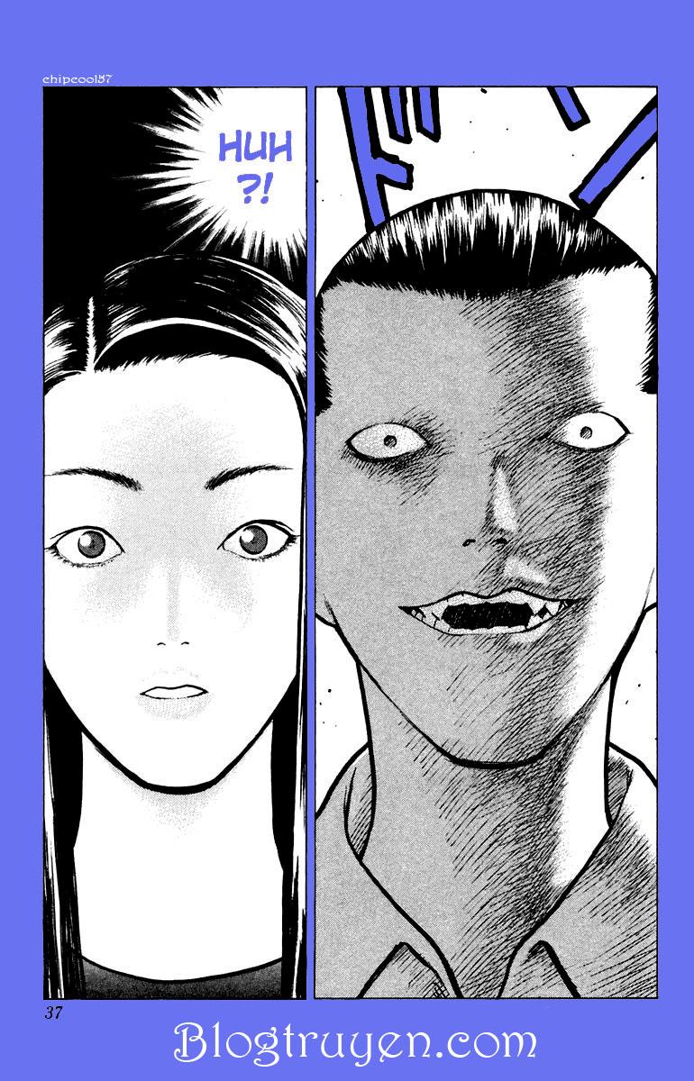 Angel Densetsu chap 54 - Trang 31