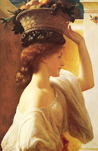 Eucharis by Lord Fredric Leighton