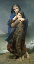The Storm by Bouguereau