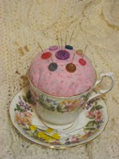 How To Make A Quick And Easy Tea Cup Pincushion