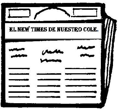 Periódico de nuestro cole