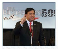 topic bill richardson presidential campaign