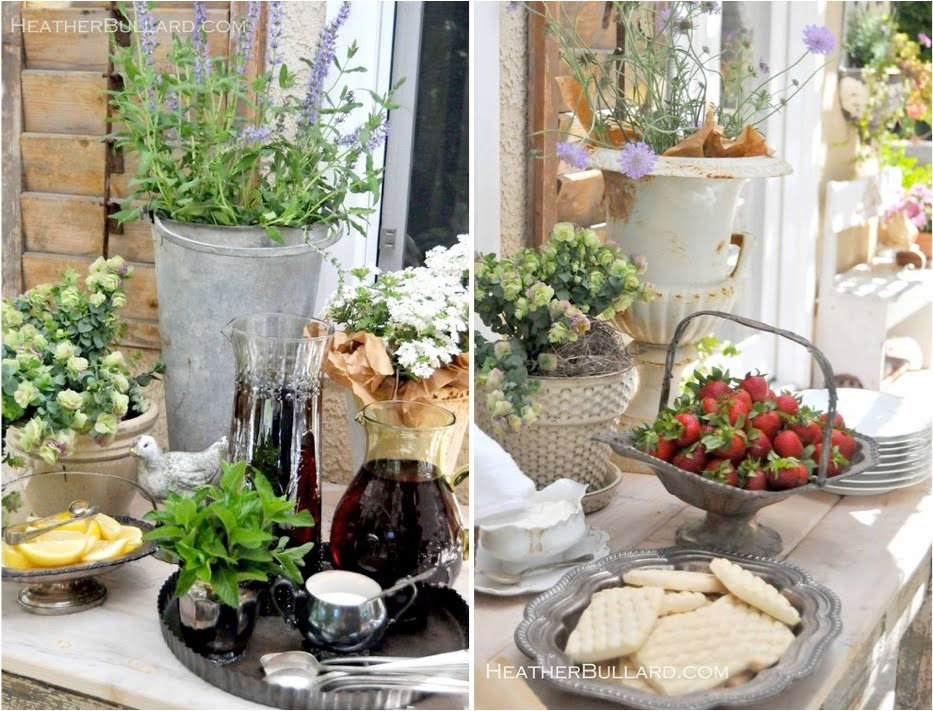 New York Garden Bridal Shower