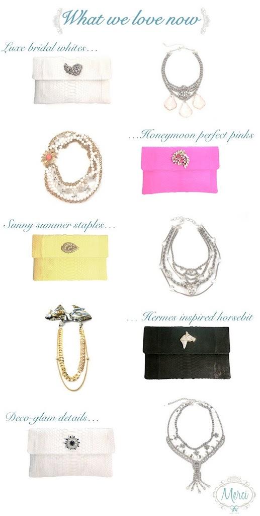 What We Love Madame Mathilde Jewelry Clutches Merci