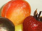 Obst aus Zucker