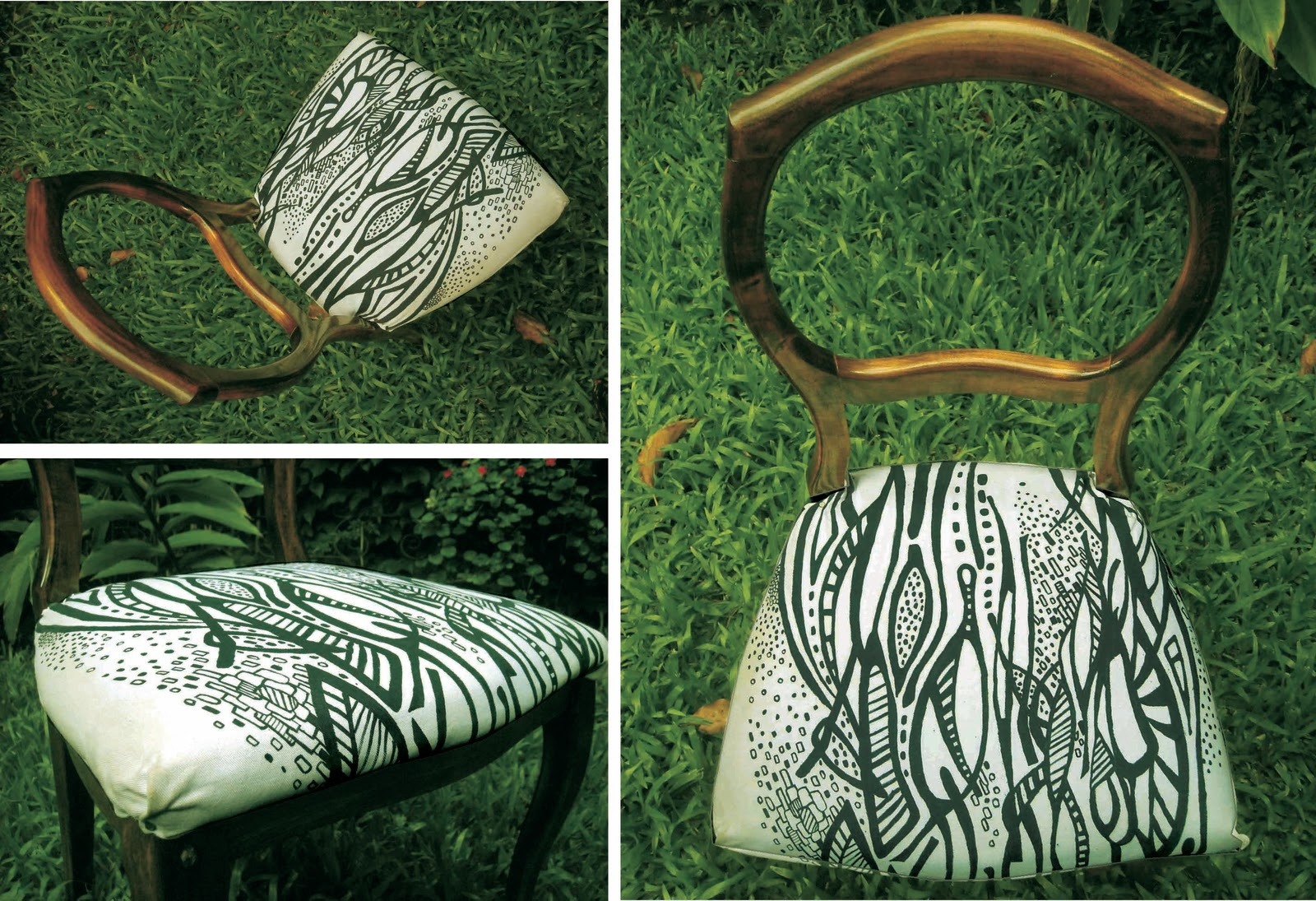 Loscuadrosdemaga telas para tapizar - Telas para sillas ...