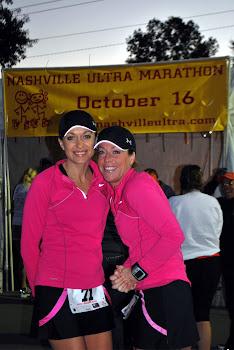 Nashville Ultra 50 mile  10/16/10