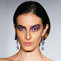 مدل آرایش صورت ومو شیک 2010