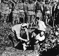 Photo history alive to the enemy by the Japanese army in World War II