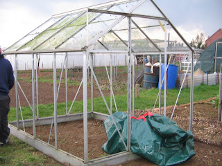greenhouse in place