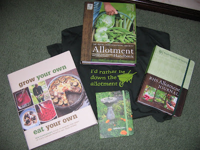 prezzies for the plotter allotment presents