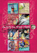 "Mon livre collaboratif ""Au Pays du Mixed Media"""