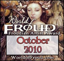 I've been selected as a Froudian Artist for October
