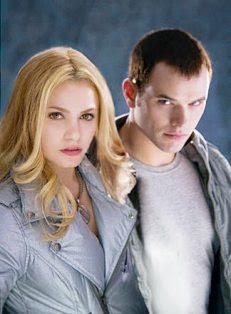 Emmett y Rosalie