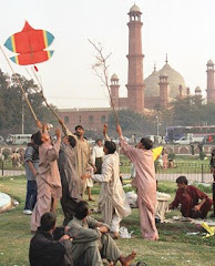 The colours of Basant