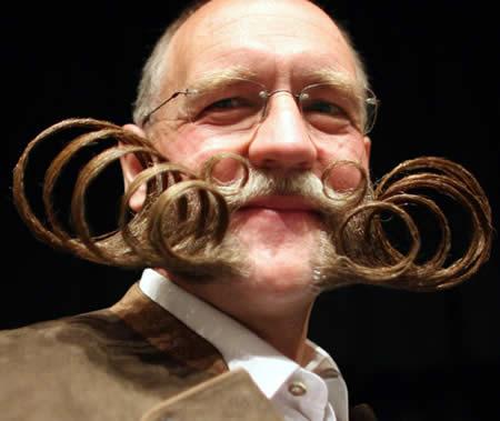 estilos de barba. arbas estilo libre.