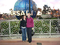 Alison from Oregon State and I at Universal studios