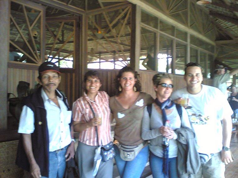 DON BECHIN EN EL CORTO MALTES,PERU