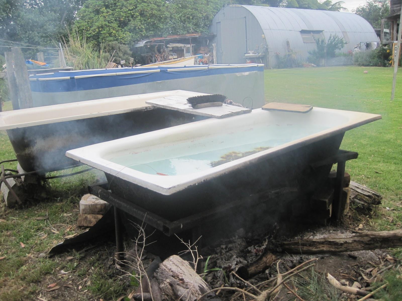 Vasca Da Bagno Per Esterno : Oggi è possibile avere un bagno piccolo con vasca da bagno