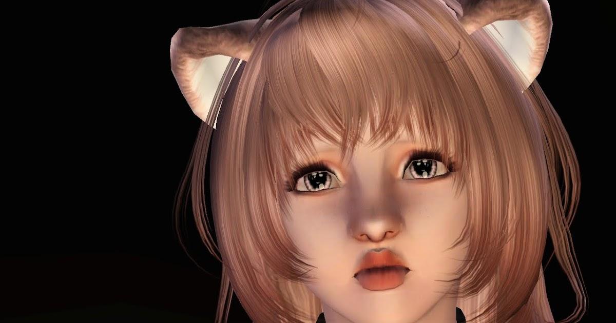 Sims  Cat Ears