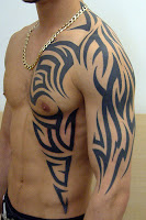 Tattoo, dari tribal art sampai abstrak