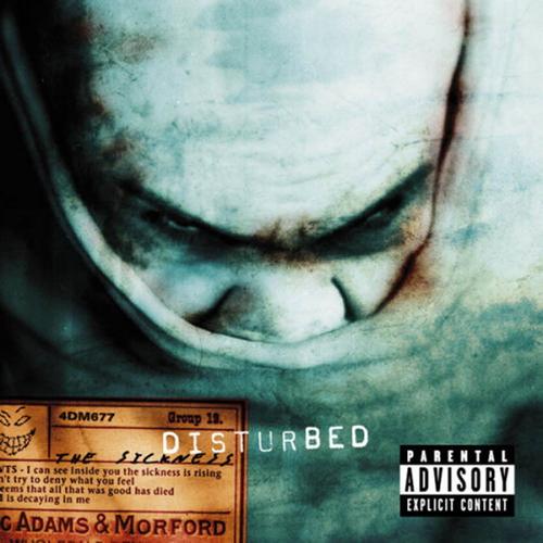 Disturbed - Dyskografia