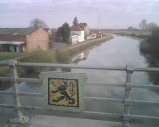 Brug over de Schelde