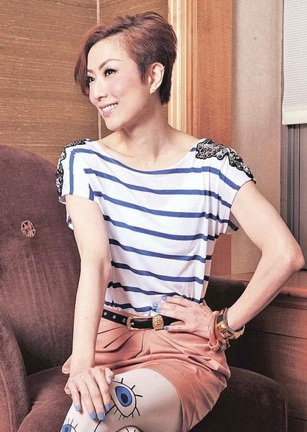 StarsBuz: Sammi Cheng tells about her suffering from ...