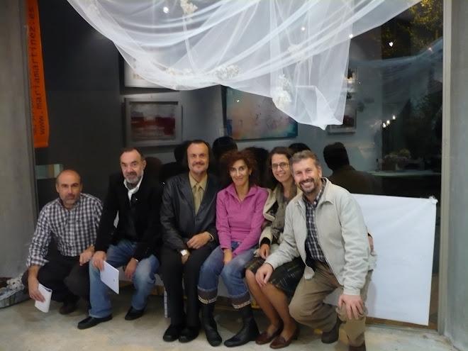 foto de la visita