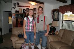 Tyler and Teisha