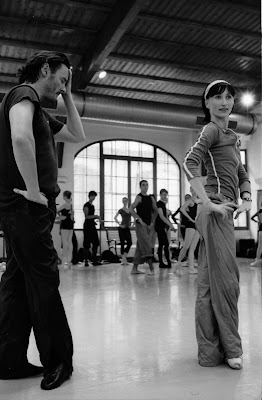Canonet QL17 - Ballet Masterclasses in Prague