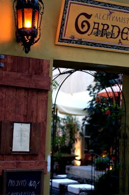 Prague - Alchymist restaurant