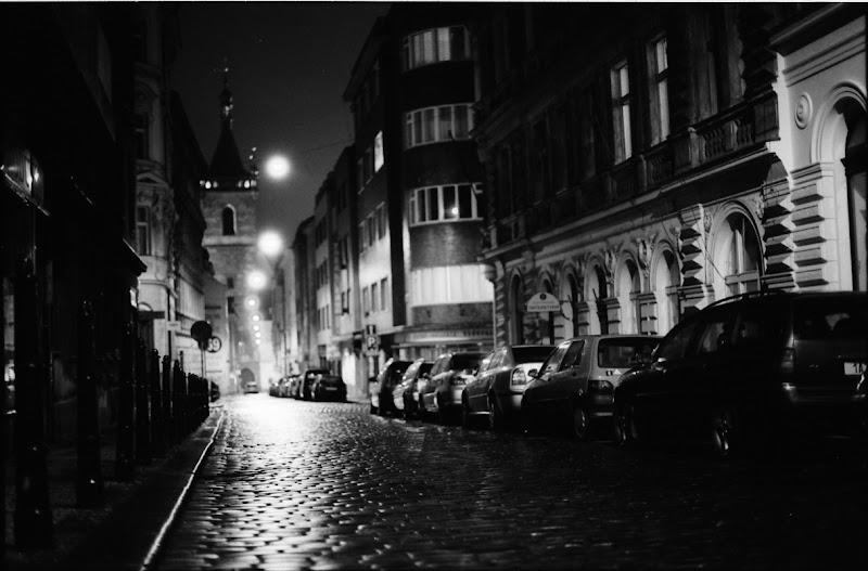 Prague - Reznicka street