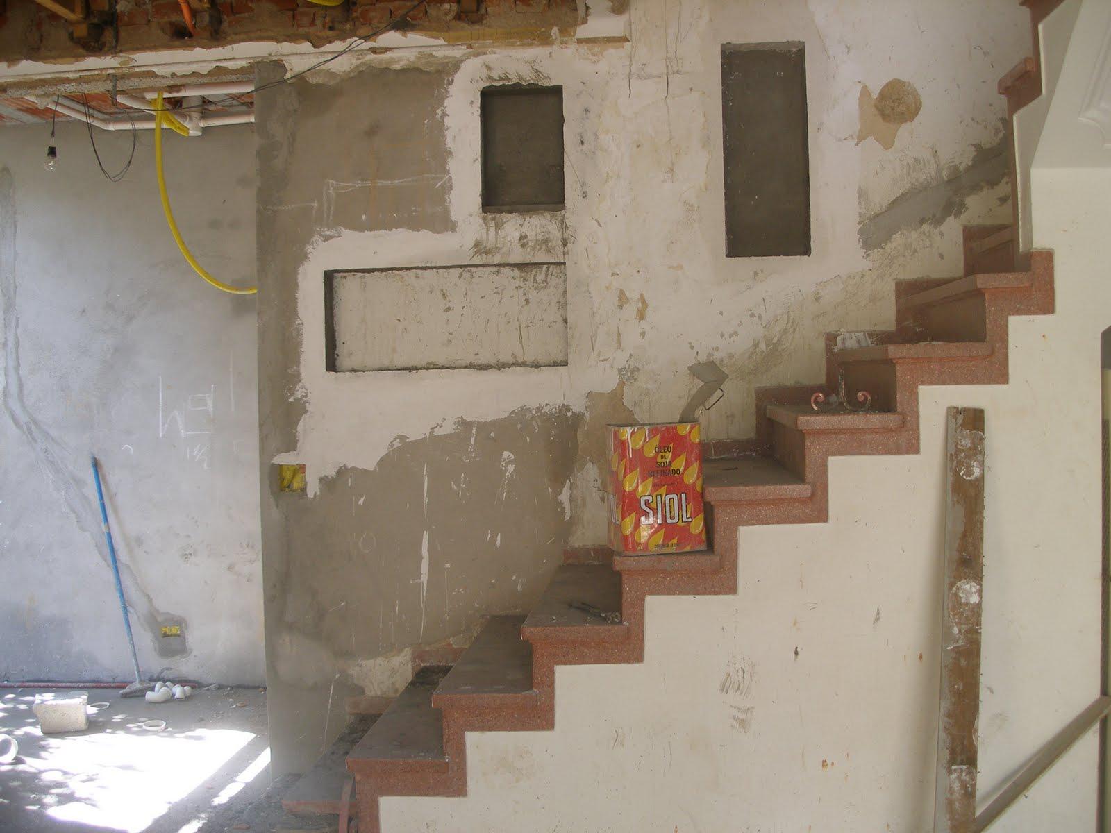 Acompanhe a evolu o de uma reforma de casa antiga mariana cecchini - Reforma de casas ...