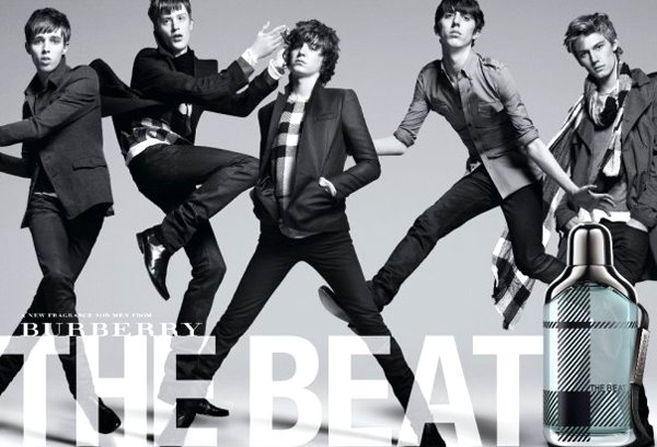 What's he wearing?: 00o00's first giveaway - Burberry The Beat for men!