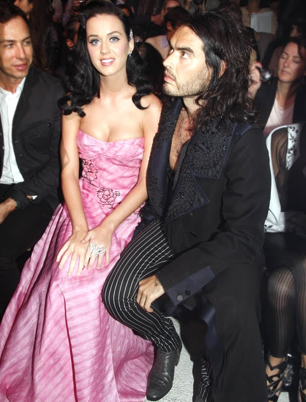 russell brand and katy perry. katy perry amp; russell brand at
