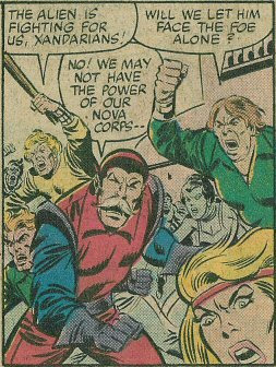 ...but my mustache can still kick some Skrull ass!
