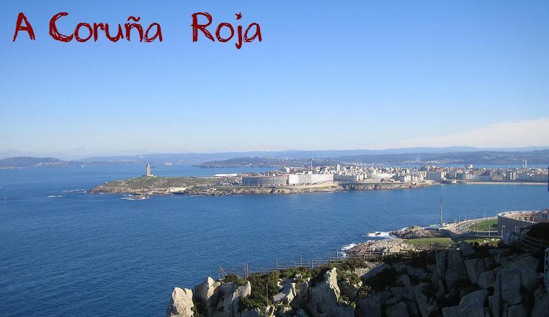 A Coruña Roja