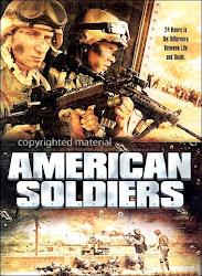 Baixe imagem de American Soldiers   A Vida em Um Dia (Dublado) sem Torrent