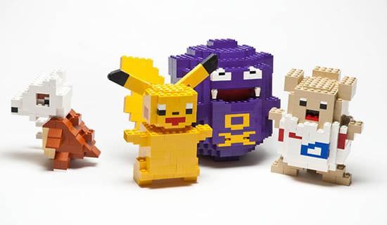Pok mons feitos de lego erro 500 o seu blog n o - Lego pokemon rayquaza ...