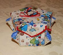 Stylish Fabric Box