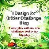Critter Challenge Blog