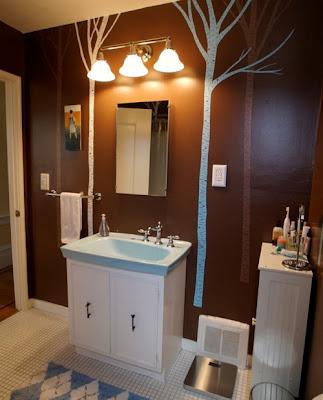 salle de bain brun chocolat benita loca - Sdb Chocolat Taupe